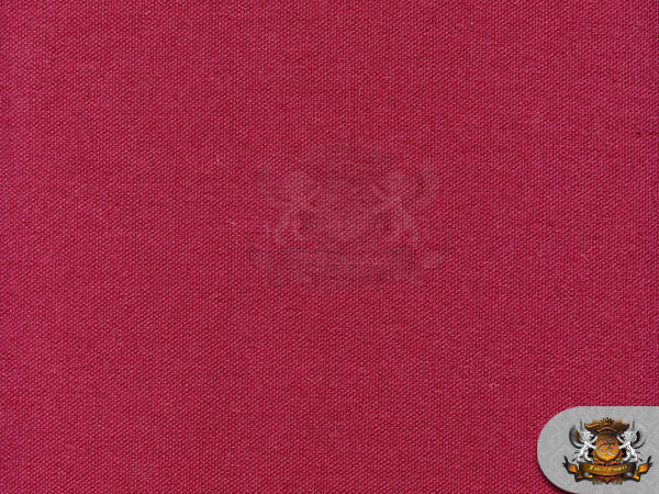 canvas duck 10 oz dyed solid fabric wine 60 w sold by the yard ebay. Black Bedroom Furniture Sets. Home Design Ideas
