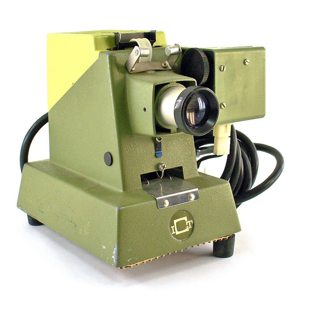 Film strip projector