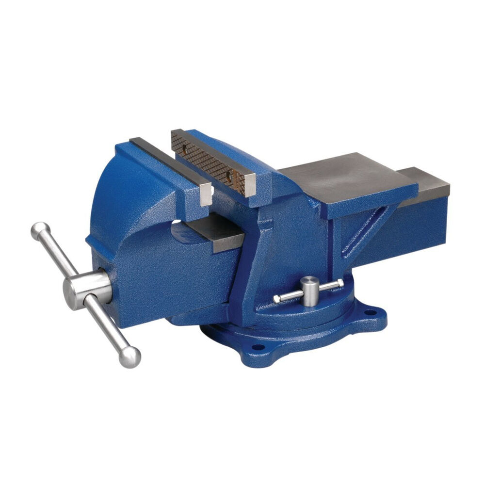 New wilton 11106 shop bench vise jaw width 6 inch jaw opening 6 inch steel ebay 6 inch bench vise