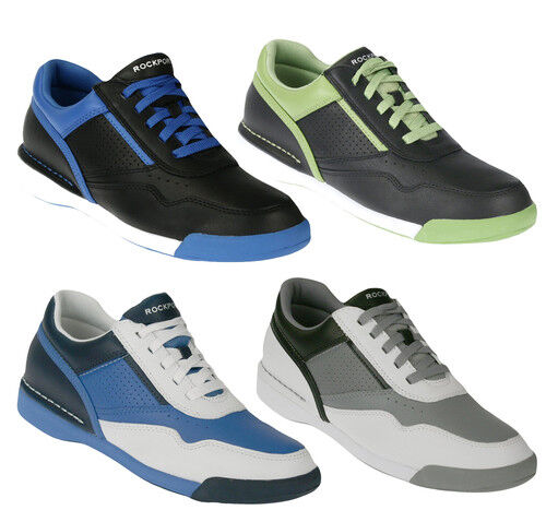 Mens White Rockport Shoes