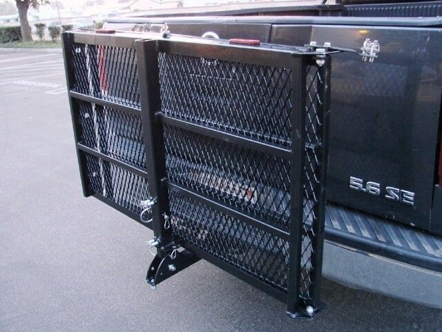 Folding Strong Electric Wheelchair Hitch Carrier Mobility
