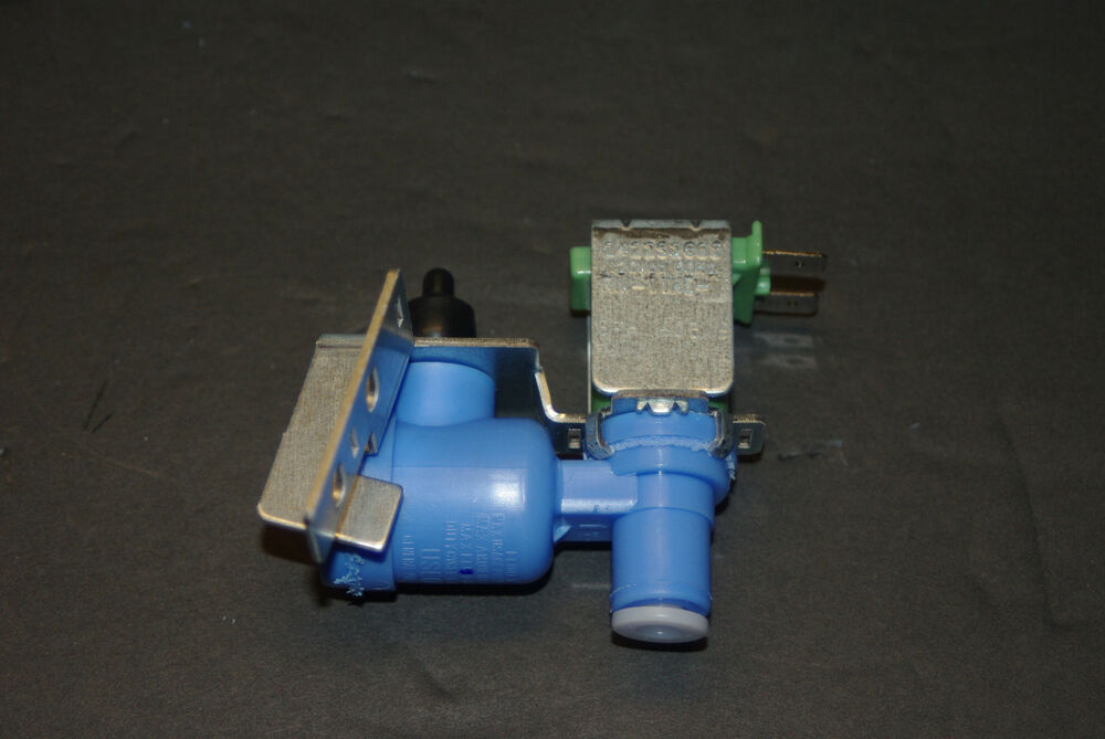 New Refrigerator Ice Maker Water Inlet Valve Sears Kenmore