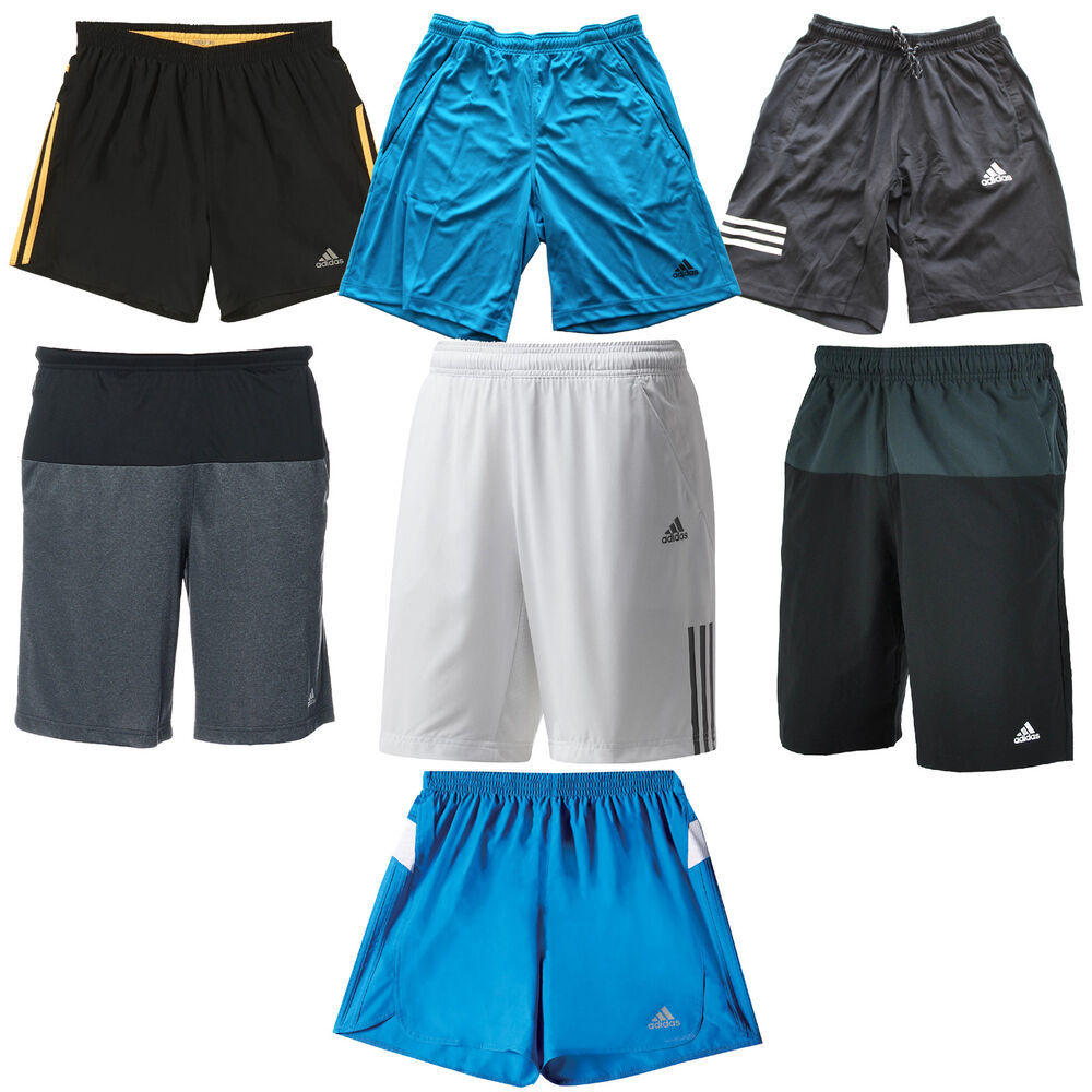 adidas performance herren shorts laufhose trainingshose. Black Bedroom Furniture Sets. Home Design Ideas