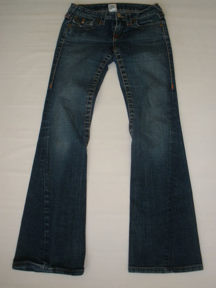 true religion joey jeans size 26 sale rare made in usa ebay. Black Bedroom Furniture Sets. Home Design Ideas