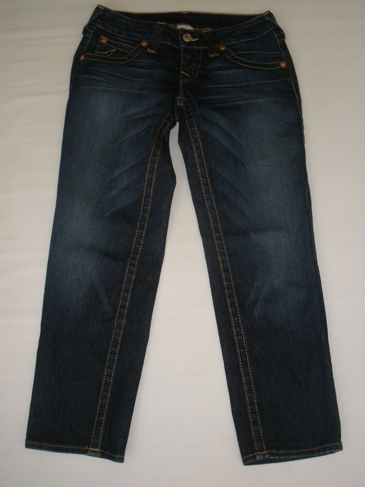 true religion jeans size 28 sale rare made in usa ebay. Black Bedroom Furniture Sets. Home Design Ideas