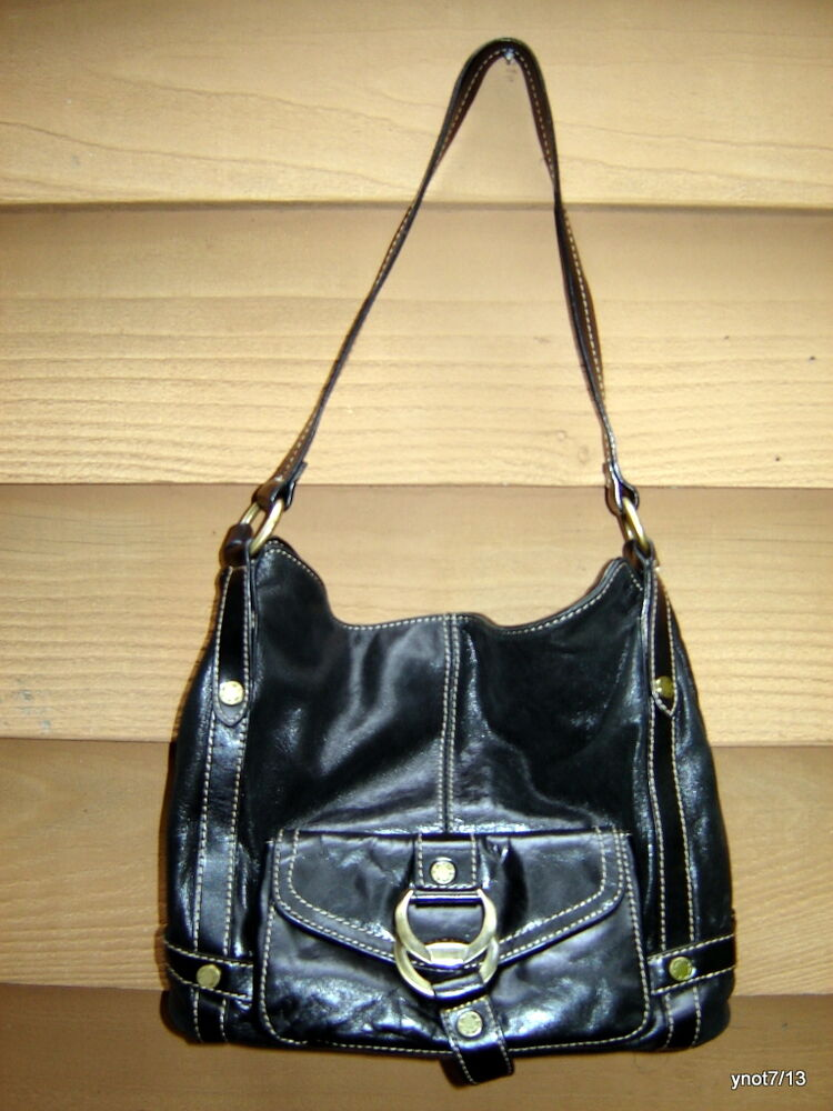 Find great deals on eBay for black leather tote purse. Shop with confidence.
