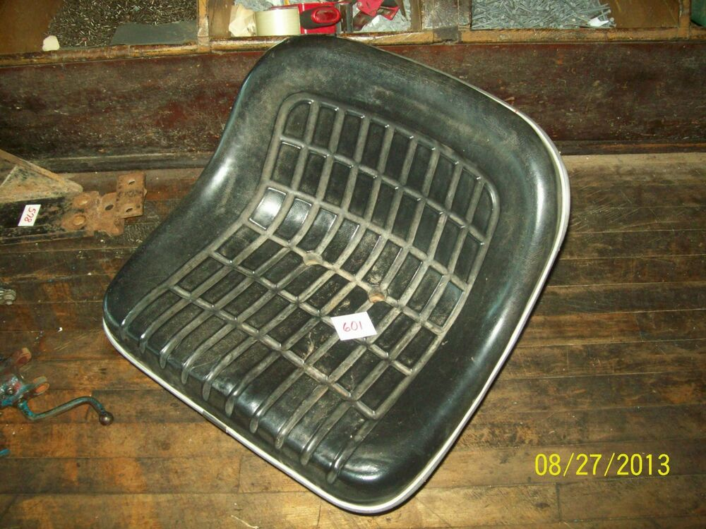 Ford 8000 Tractor Seat Parts : Ford tractor seat original