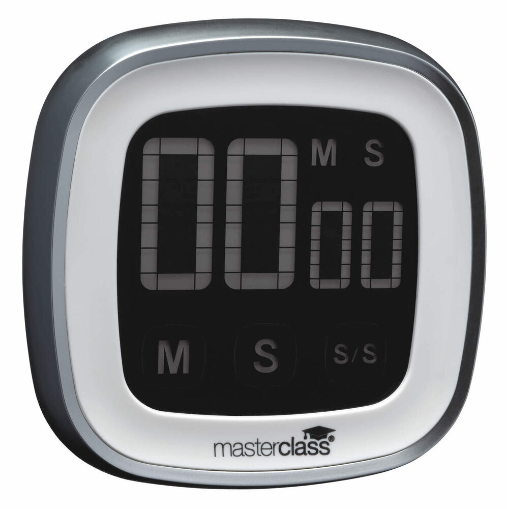 Masterclass Touch Screen Digital Electronic Count Up ...