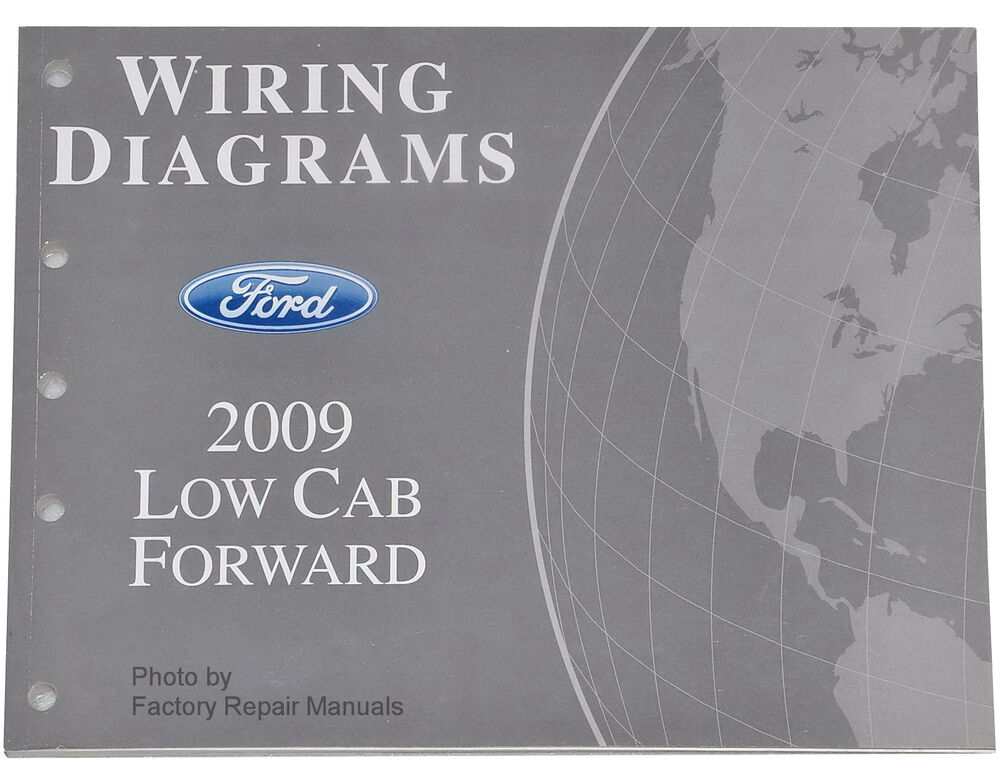 2009 Ford Lcf