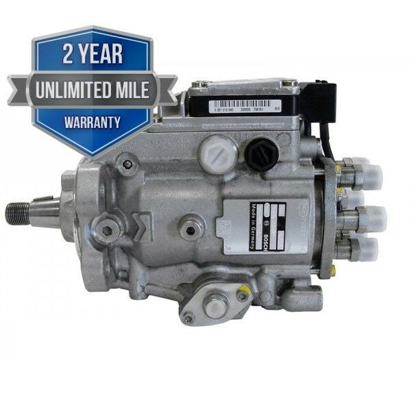 Changing Cummins Injectors: VP44 027 Fuel Injection Pump For 1998.5