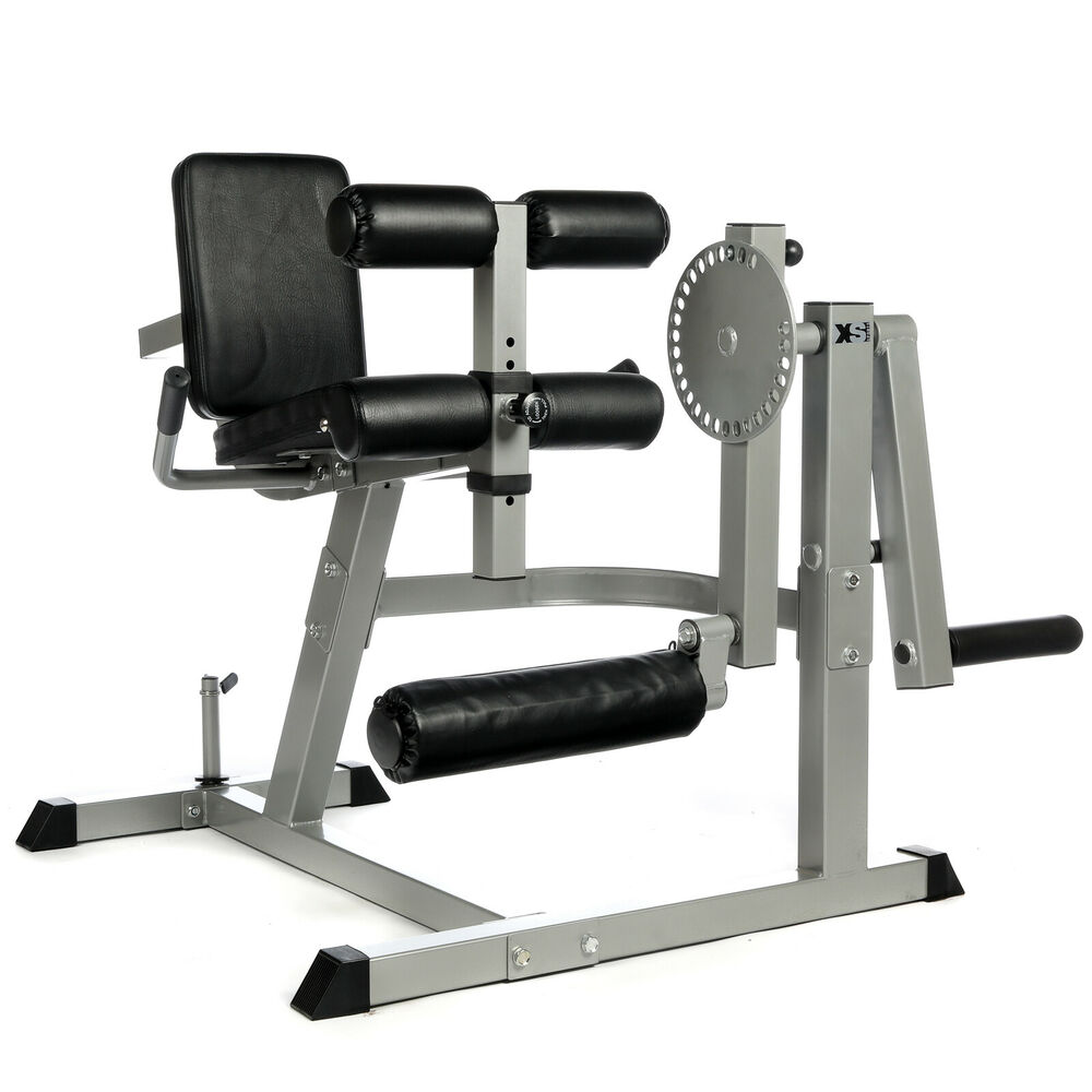 Pro Heavy Duty Seated Olympic Leg Curl Amp Extension Machine