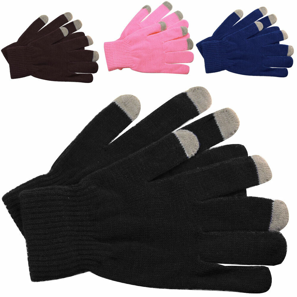 caripe damen touchscreen winter handschuhe smartphone. Black Bedroom Furniture Sets. Home Design Ideas