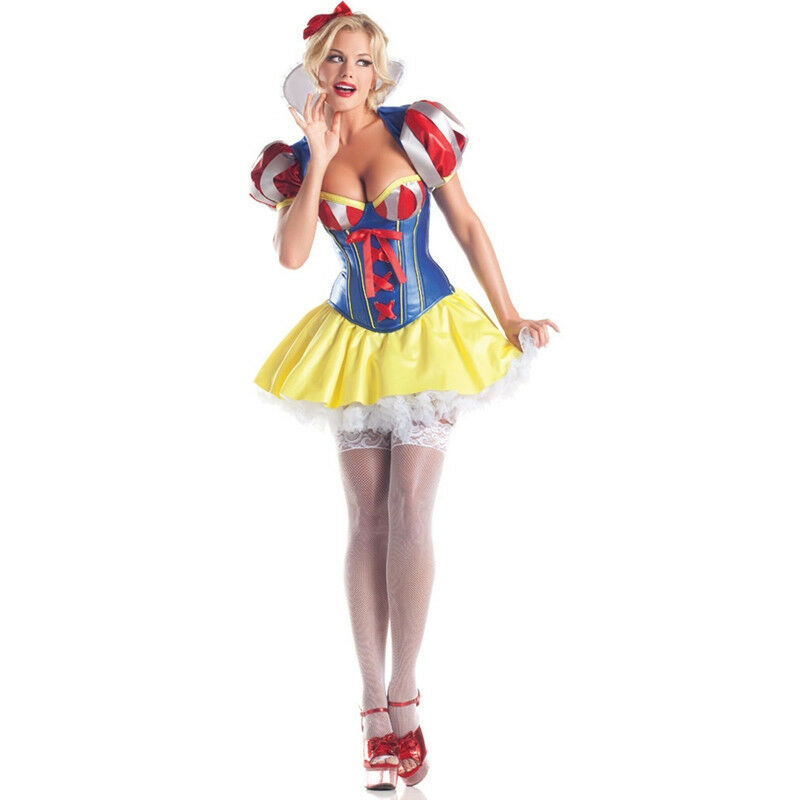Snow white adult costume exact answer