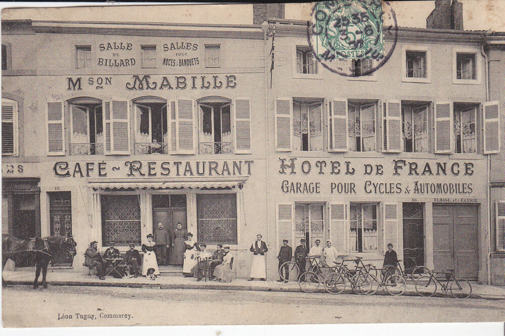 Carte postale ancienne Commercy   eBay