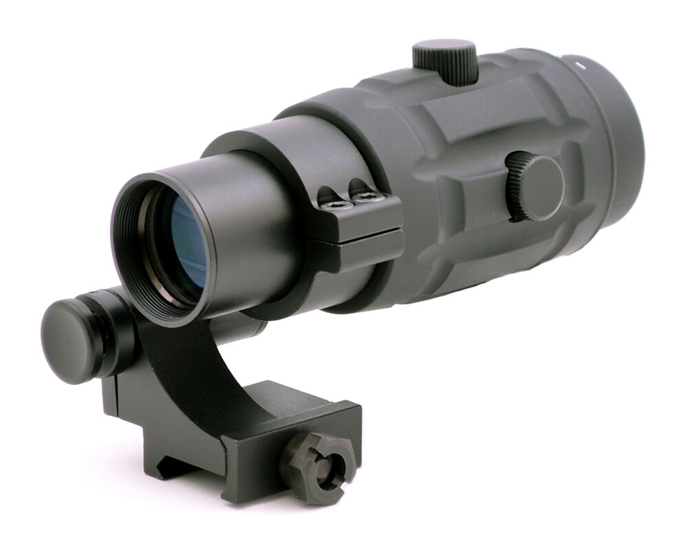 TMS 3x Magnifier Scope w/