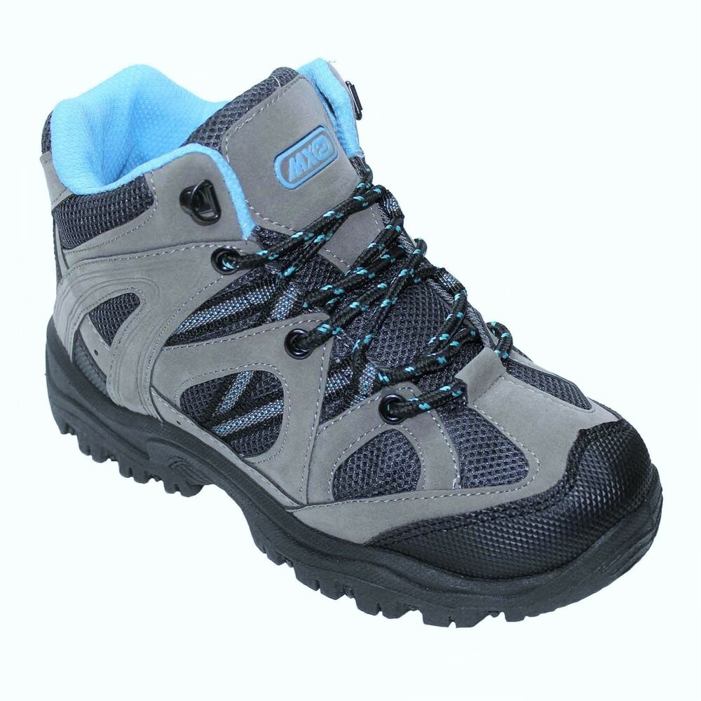 hiking boots womens hi tops ankle walking trekking