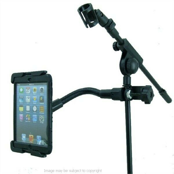 Deluxe 12 Quot Flexible Music Mic Stand Tablet Mount Holder