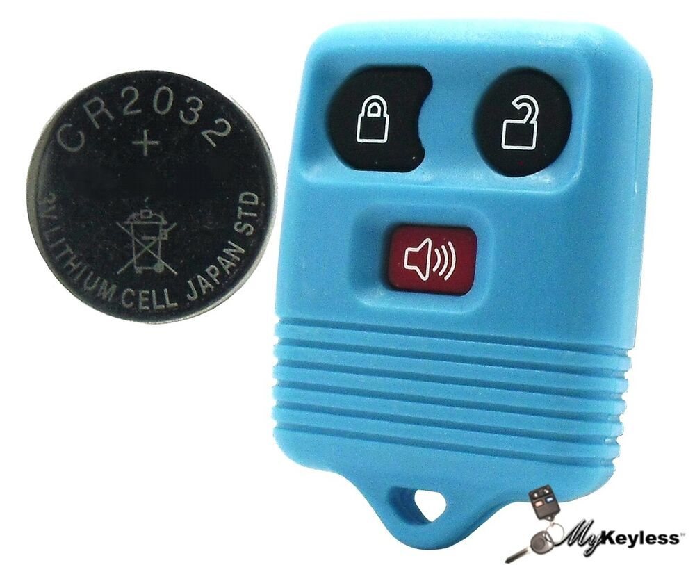 how to change battery in key fob ford escape