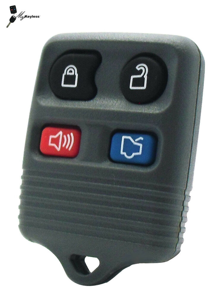 new gray ford lincoln mercury keyless entry car remote
