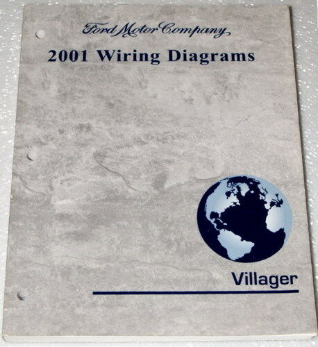 2001 Mercury Villager Electrical Wiring Diagrams Shop