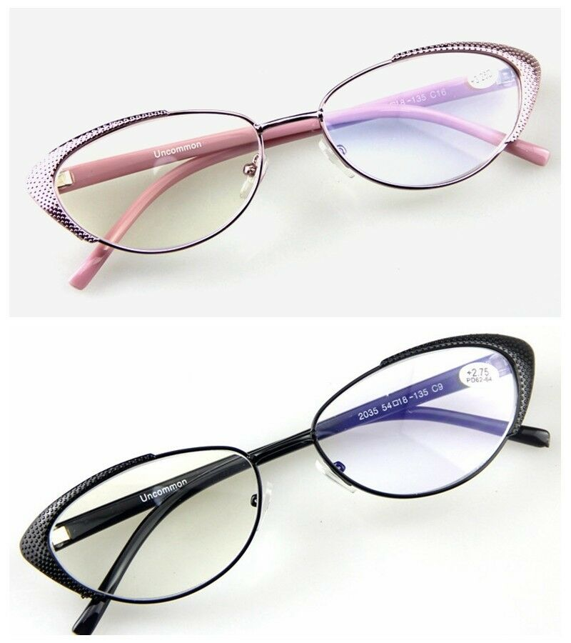 new s reading glasses fashion style metal frame