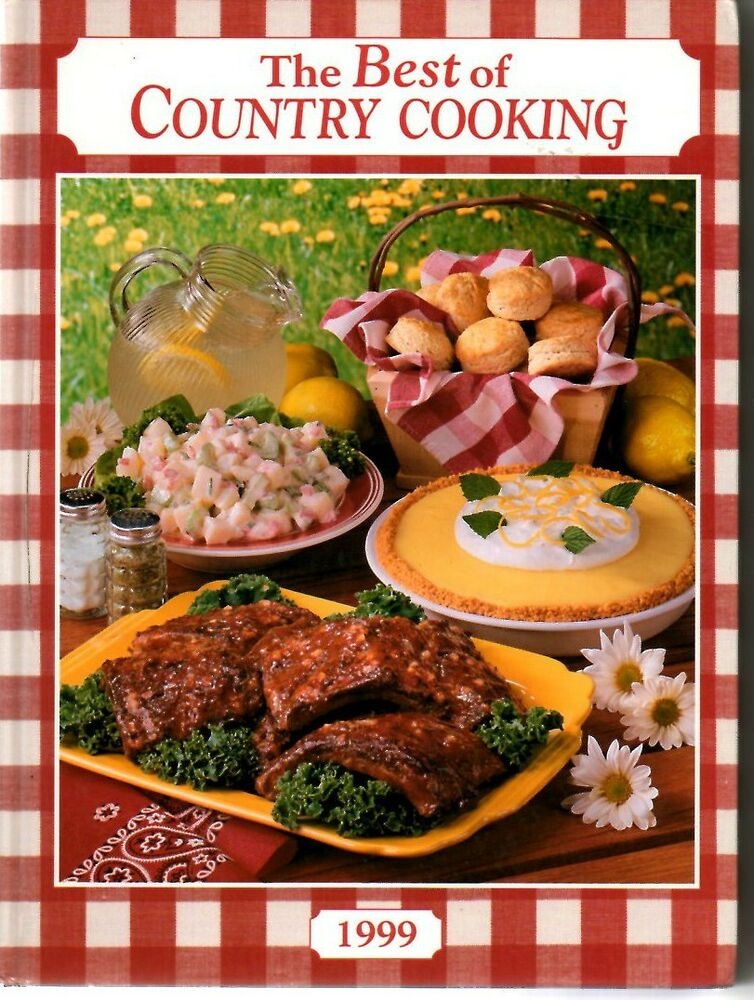 country cook kitchen taste of home best of country cooking 1999 cookbook ebay 2695