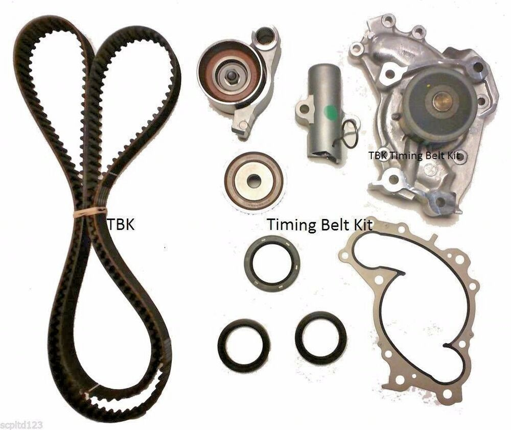 Timing Belt Kit Lexus Rx400h Aisin Water Pump Koyo Ntn