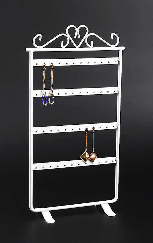 ohrring st nder ohrstecker schmuck st nder halter ohr ringe display aufbewahrung ebay. Black Bedroom Furniture Sets. Home Design Ideas