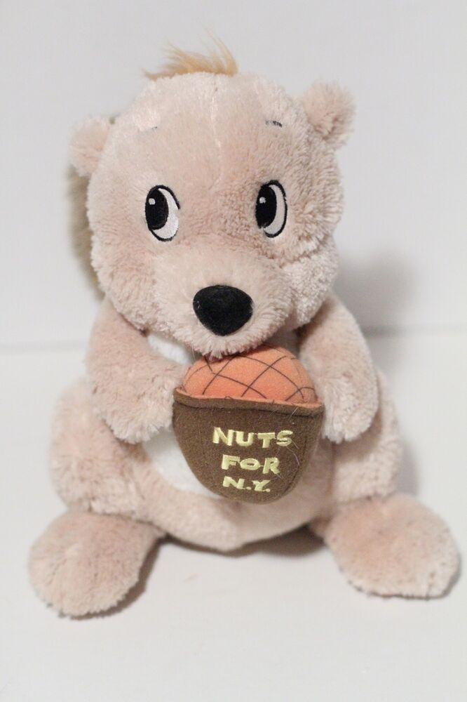 Toys Are Us Stuffed Animals : Toys r us time square new york city squirrel plush toy