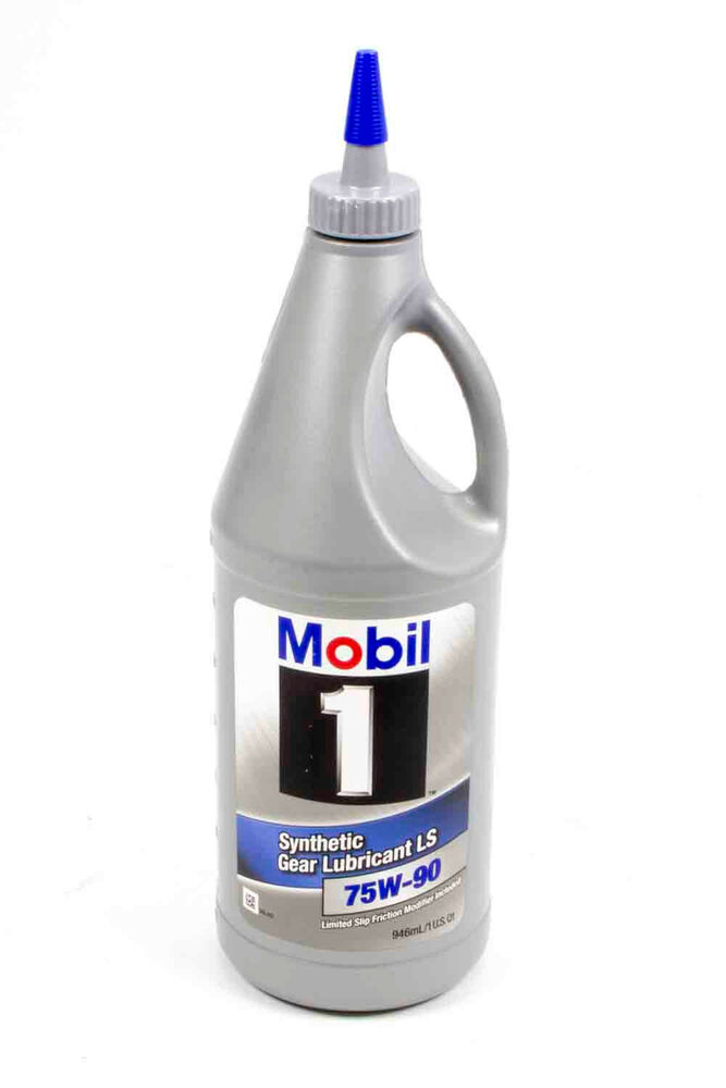 mobil 1 75w 90 ls racing gear oil full synthetic 1qt 98w573 lubricant tiger wiin ebay. Black Bedroom Furniture Sets. Home Design Ideas