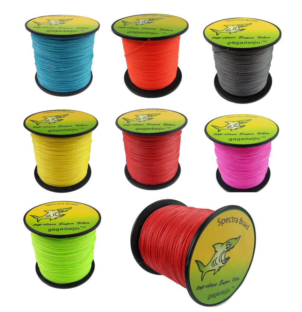 super dyneema power pro braid 130 250lb 8 colors 8plys