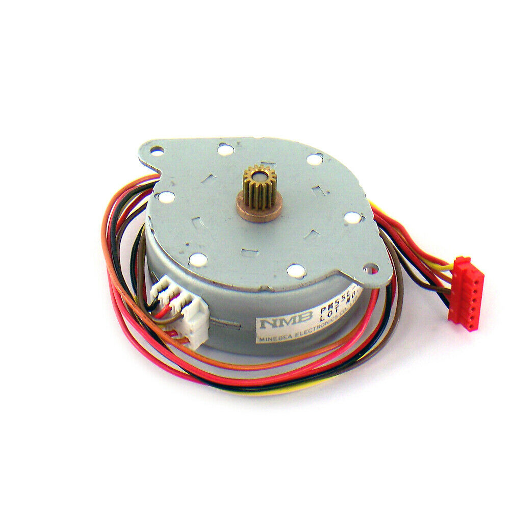 Nmb Minebea Electronics Stepper Motor Model Type Pm55l 048