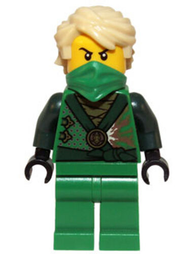LEGO 70725 - NINJAGO - Techno Lloyd (Rebooted) - Mini Fig ...
