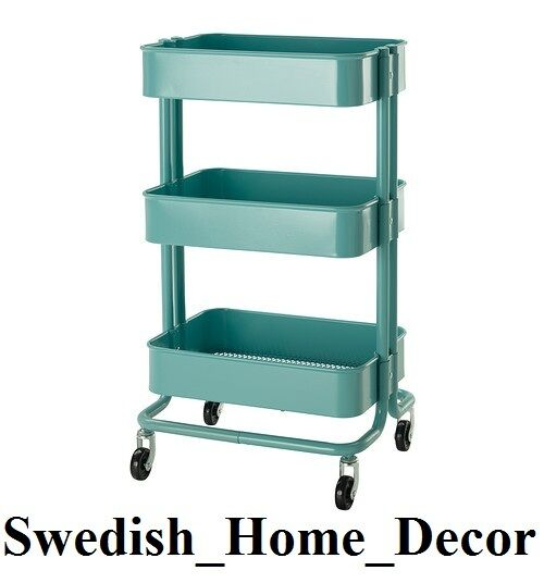 Ikea Showroom Related Keywords: SOLD OUT IN STORE IKEA RASKOG Turquoise ROLLING KITCHEN