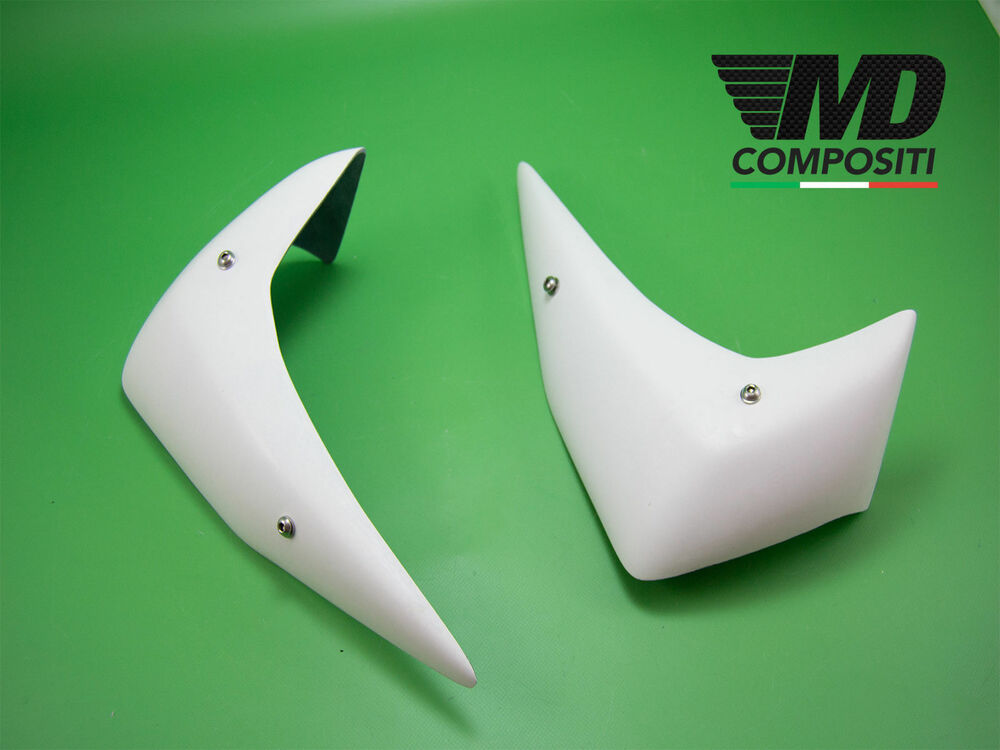 Radiator Fairing Side Panel 2007 Style Kawasaki Z750mod2004 06