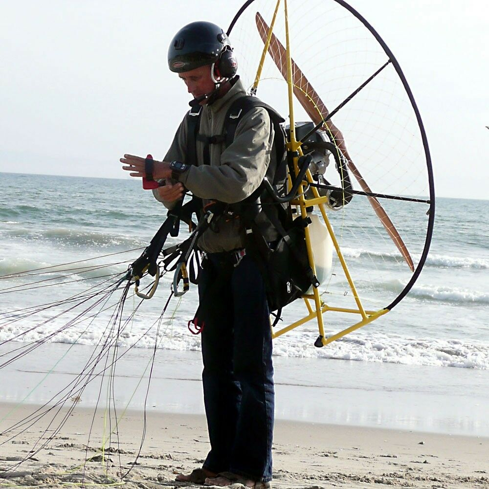 Miniplane Psf Paramotor  Featuring The Top 80 Engine