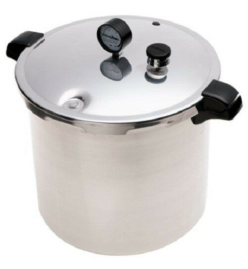 pressure cooker for canning new presto 23 quart aluminum pressure cooker and canner 29452