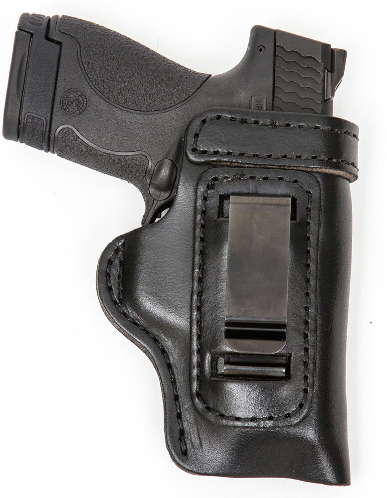 HD Pro Carry Leather Gun Holster For Ruger LC9 LC380 LCP380 SR9 SR45 LCR SR22 | eBay