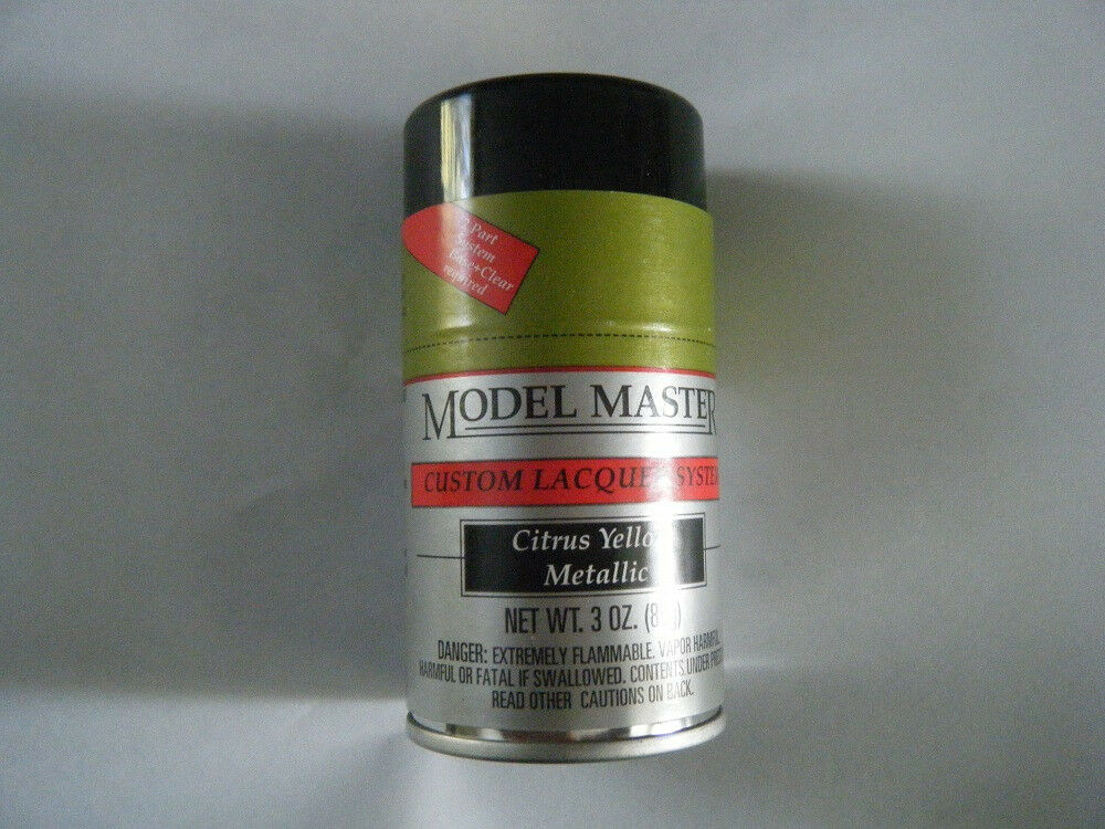 Spray Paint Enamel Or Lacquer