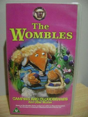 The Wombles Camping Amp Cloudberries Video Ebay