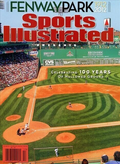 Sports Illustrated Cover Book : Sports illustrated magazine cover years boston red