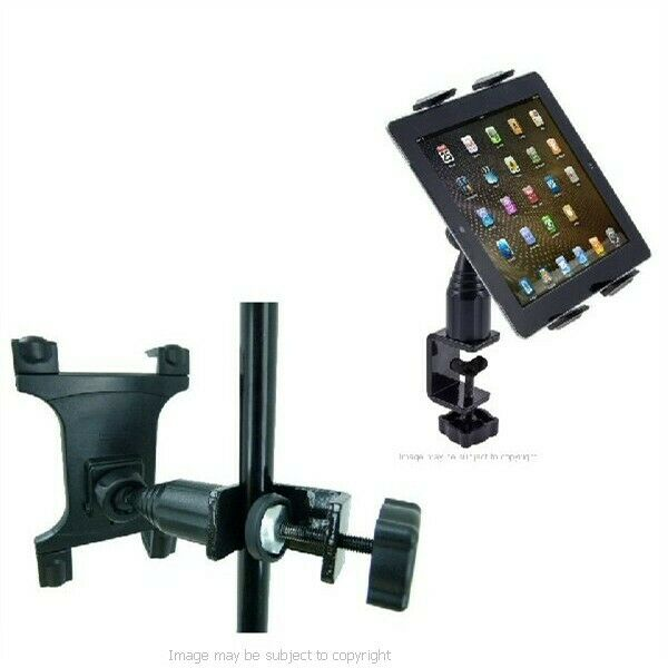 Heavy Duty Secure Table Desk Music Mic Stand Holder