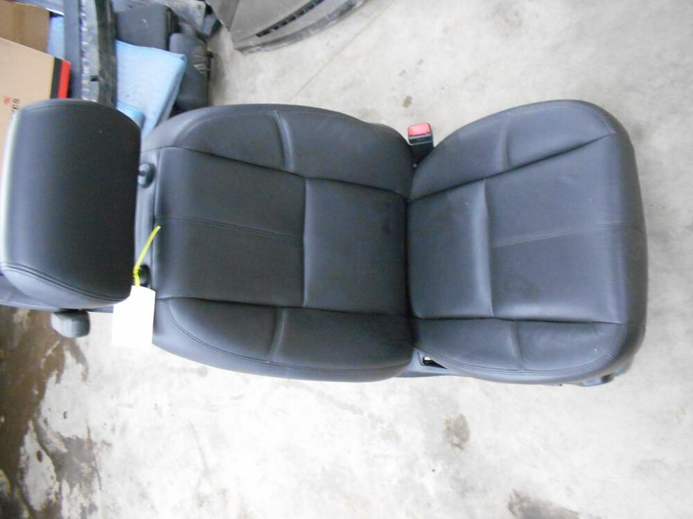 Gmc Yukon Front Seat Bucket Bench R Elec Leather