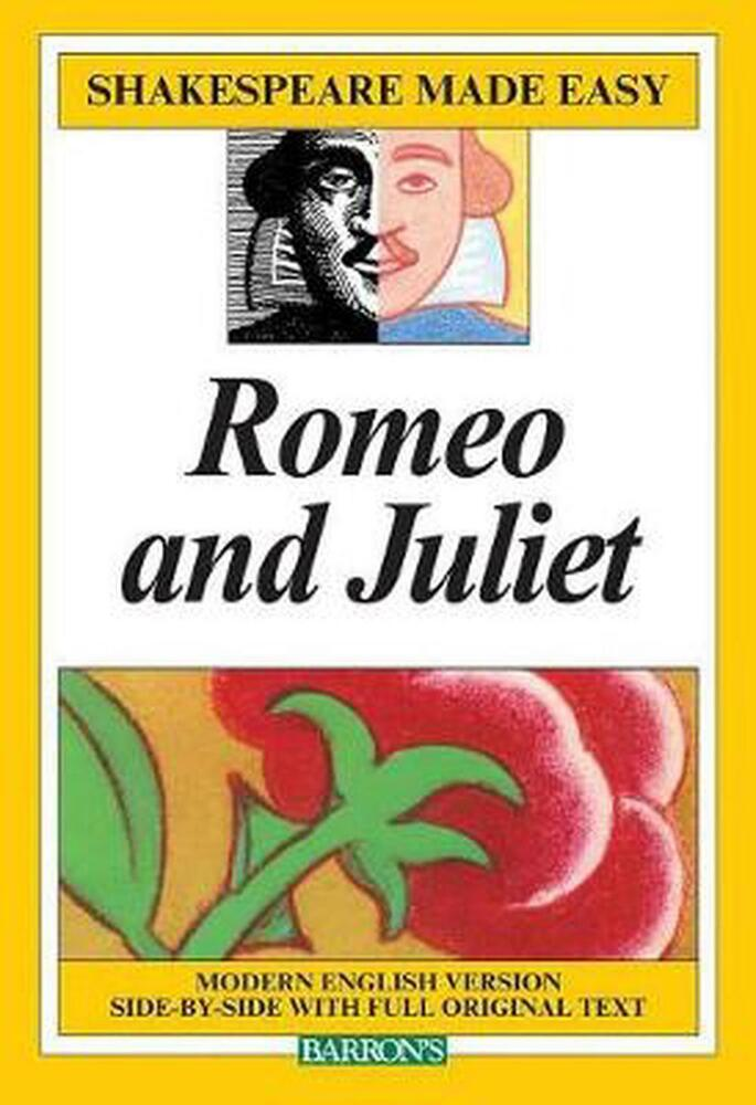 a new twist to william shakespeares romeo and juliet Romeo and juliet: romeo and juliet, play by william shakespeare, written about 1594-96 and first published in an unauthorized quarto in 1597 an authorized quarto appeared in 1599, substantially longer and more reliable.