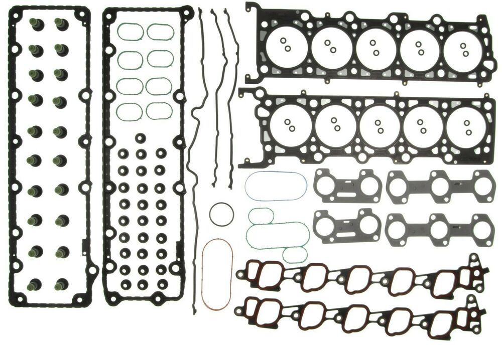 victor hs54242a engine cylinder head gasket set ford truck. Black Bedroom Furniture Sets. Home Design Ideas