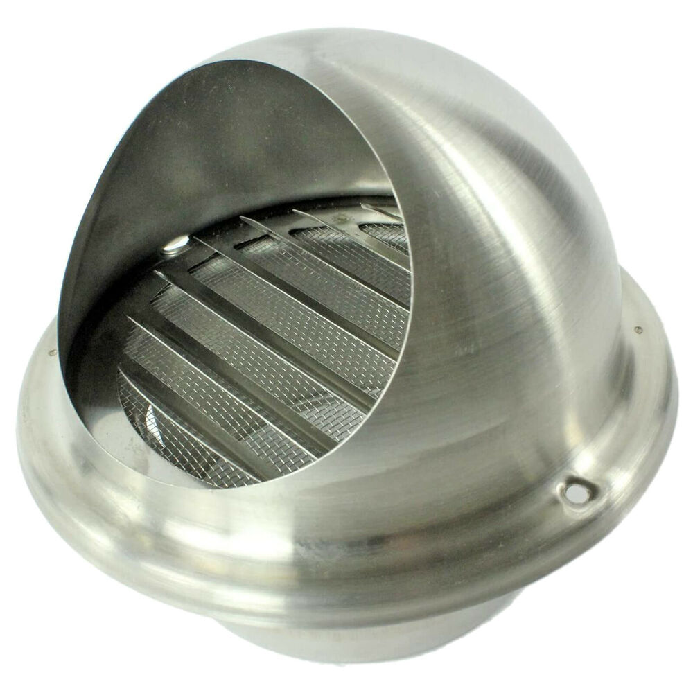 Stainless steel wall air vent cooker hood extractor