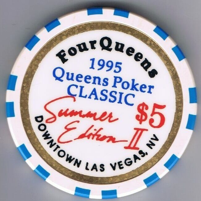 Casino chips four queens