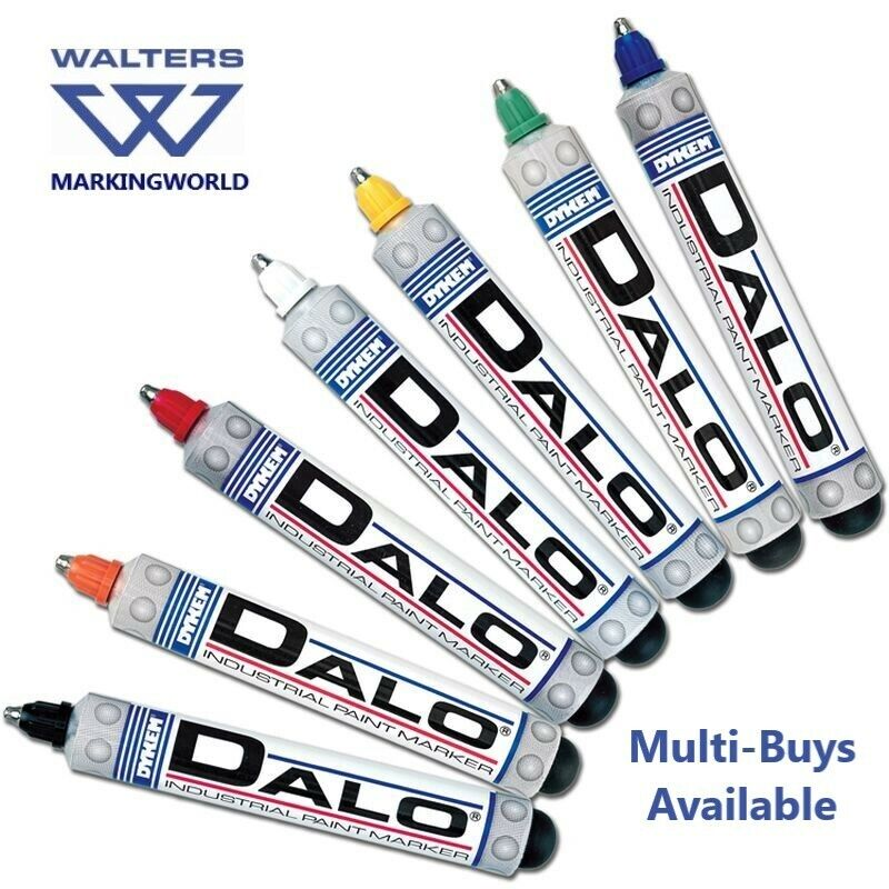 Dykem dalo industrial paint markers for marking metal for Dykem paint markers