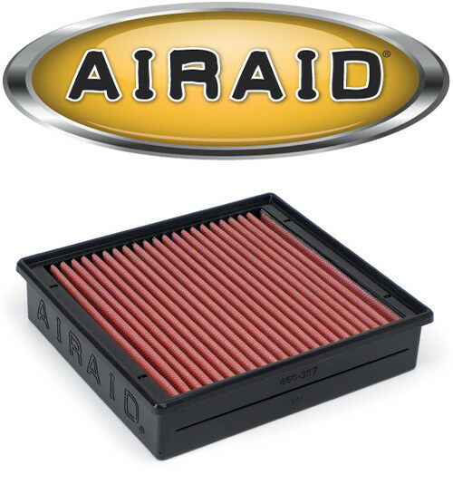 airaid 850 357 synthaflow air filter element 2007 2018. Black Bedroom Furniture Sets. Home Design Ideas
