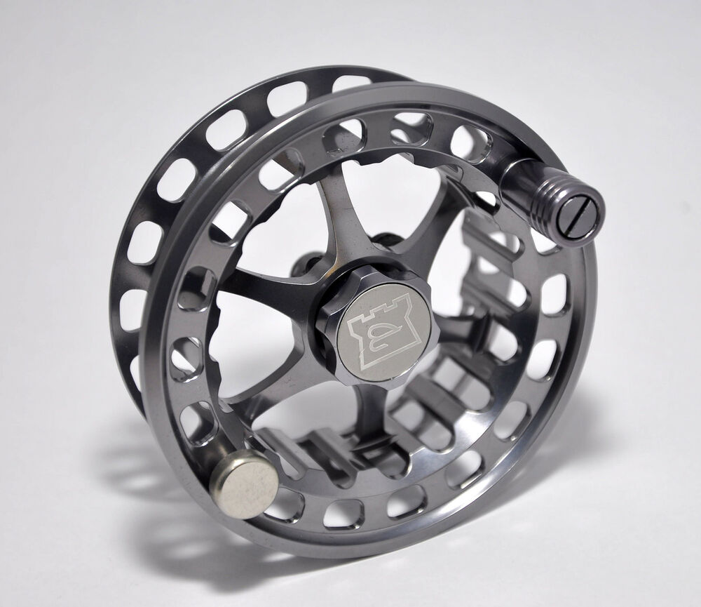 Hardy new ultralite cc fly fishing reel spare spools fly for Fly fishing reels ebay